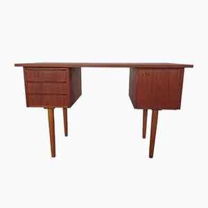 Danish Teak Ladys Desk, 1960s