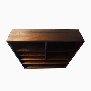 Mid-Century Rosewood Book Cabinet from Omann Jun