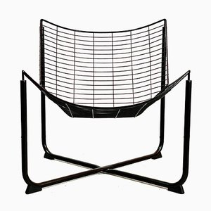 Wire Lounge Chair by Niels Gammelgaard for Ikea, 1980s