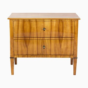 Antique Biedermeier Cherrywood Chest of Drawers