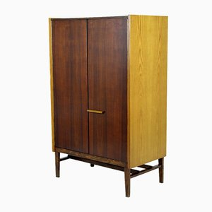 Small Wardrobe by Frantisek Mezulanik for UP Bucovice, 1960s