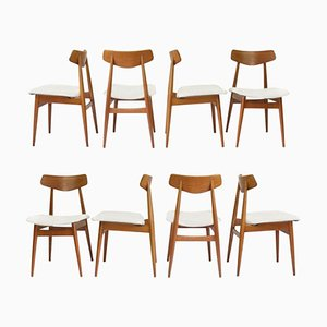 Dining Chairs from Habeo, 1960s, Set of 8