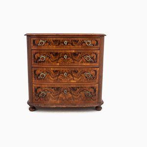 Antique Danish Chest of Drawers, 1920s