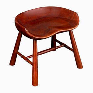 Antique Stool by 2monos for 15WEST Studio
