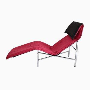 Chaise Lounge Skye vintage de Tord Björklund para Ikea, años 80