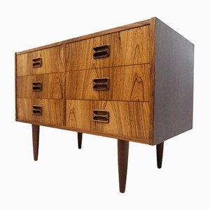 Mid-Century Danish Rosewood Chest of Drawers from Horsens Mobelfabrik