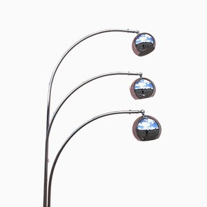 Vintage Maguet Floor Lamp by Goffredo Reggiani