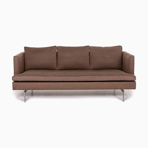 Brown Fabric 3-Seat Sofa from Ligne Roset