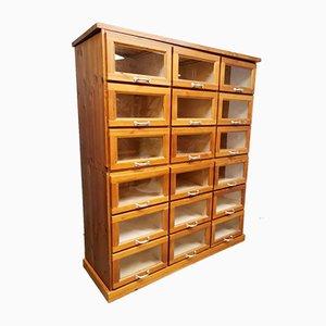 Industrial Modular Display Cabinet, 1960s
