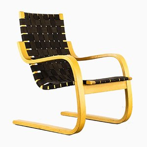 406 Lounge Chair by Alvar Aalto