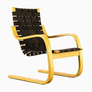 406 Sessel von Alvar Aalto