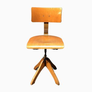 Atelier Stool from Polstergleich, 1940s