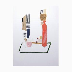 Dyanna Dimick - Cuyo hogar - Pintura original 2020