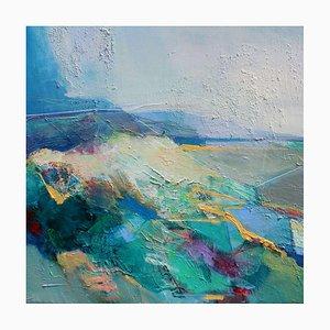 Magdalena Morey - Drifting Into Summer- Original Painting 2020