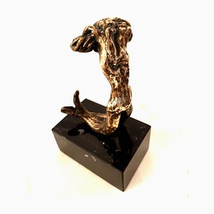 Salvador Dali - Victory Angel - Original Bronze Sculpture 1974
