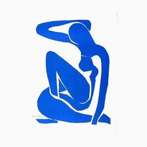 Nach Henri Matisse - Blue Nude
