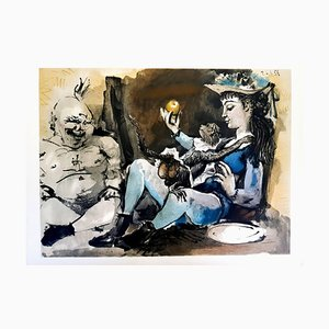 The Human Comedy - Lithographie 1954