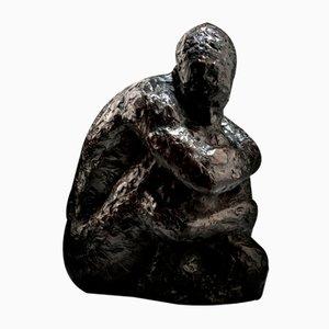Ian Edwards - The Hour of Darkness - Original signierte Sculpure Skulptur 2017