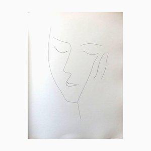 Portfolio Carmen - Raramente inciso con 38 acqueforti originali - Pablo Picasso, 1949
