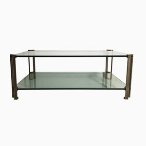 Vintage T24D Coffee Table by Peter Ghyczy, 1979