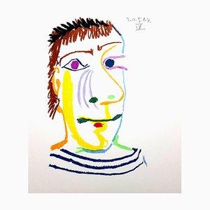 Le Goût de Bonheur: ein Teller (Portrait) 1970