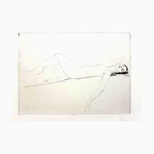 Jean Gabriel Domergue - Femme - Gravure Originale 1924