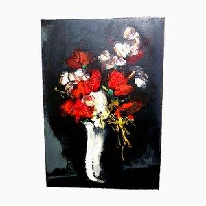 Fleurs - Lithographie 1965