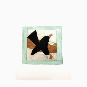 The Bird - Lithografie 1965