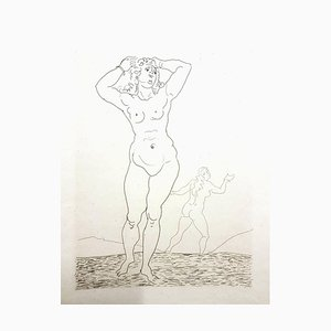 André Derain - Ovid's Heroides - Original Etching 1938