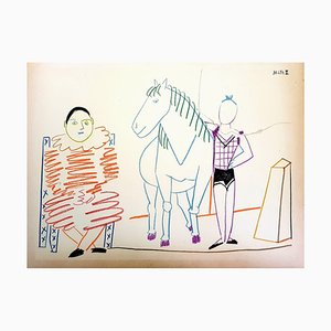 The Human Comedy - Lithografie 1954