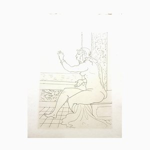 André Derain - Ovid's Heroides - Original Etching 1938