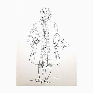 Raoul Dufy (nachher) - 1965 Lithographie