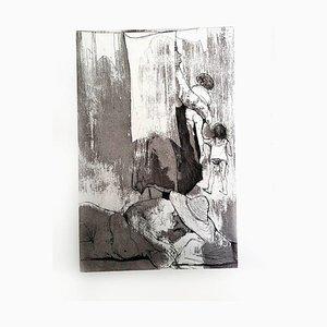 Jean Jansem - Original Etching 1974