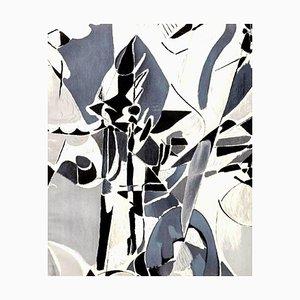 André Lanskoy - Composition - Mourlot Lithographic Poster 1960s