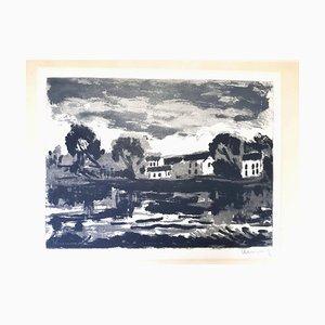 Maurice de Vlaminck - Original Handsignierte Radierung 1924