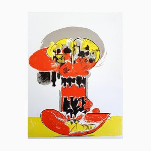 Graham Sutherland - Original Mourlot Lithographie 1972