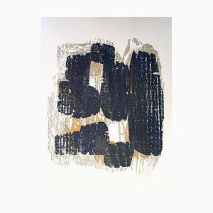 Raoul Ubac - Rhythm - Original Holzschnitt 1964