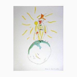 Antoine de saint Exupery - Kleiner Prinz - Der Dichter