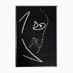 Arman - Saint Michel - Portafolio raro de 12 serigrafías y grabados 1965