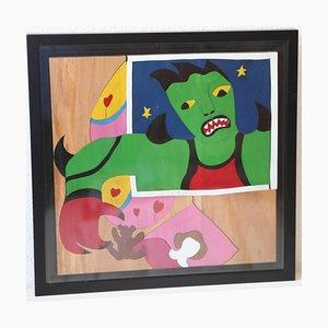 Niki De Saint Phalle - Wooden Sculpture Puzzle 1995