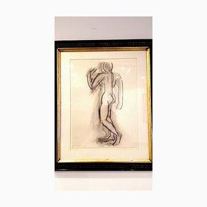 After Henri Matisse - Behind the Mirror - Litografia 1952