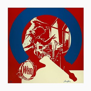Ivan Messac - The Who - Original Lithography 2012