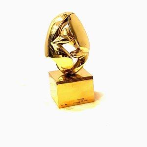 René Coutelle - Pareja - Escultura Original de bronce