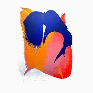 Lithographie Paul Jenkins - Composition - Lithographie Originale, 1964