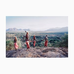Jimmy Nelson - Deserto Kaisut, Kenya - Firmato 2015