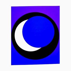 Lithographie Composition Geneviève Claisse - Lithographie Original Signé 2014