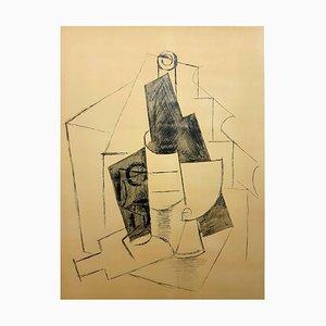 Cubisme - Pochoir 1962