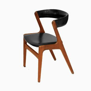 Danish Teak Dining Chair by Kai Kristiansen