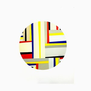 Tondo - Reproduktion Lithographie 1964