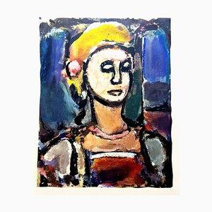 Margot, aus '' Divertissement '' Mappe 1943